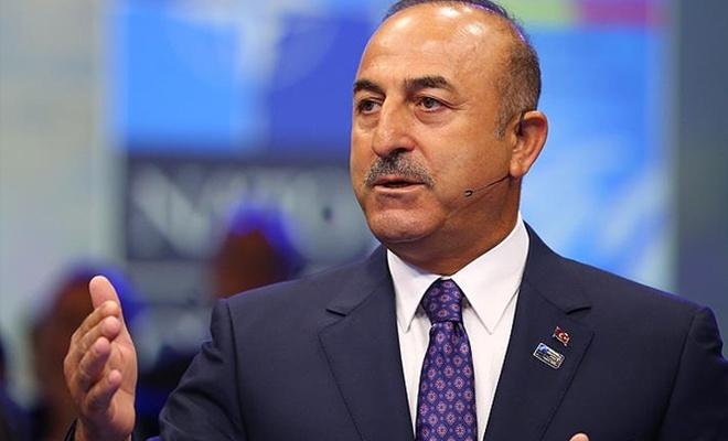 Dışişleri Bakanı Çavuşoğlu`ndan S-400 açıklaması