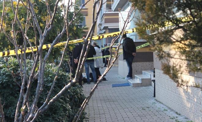 Samsun'da 7.kattaki dairesinden düşen adam öldü