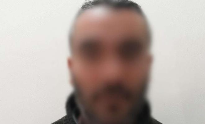 Suriye'de yakalanan PKK mensubu gözaltına alındı
