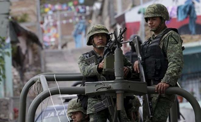 Meksika'da çatışma: 5 ölü