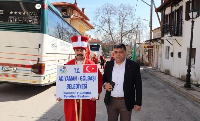 Yunanistan'da mehteran gösterisi ve ezan okunması sonrası hedef haline geldiler!