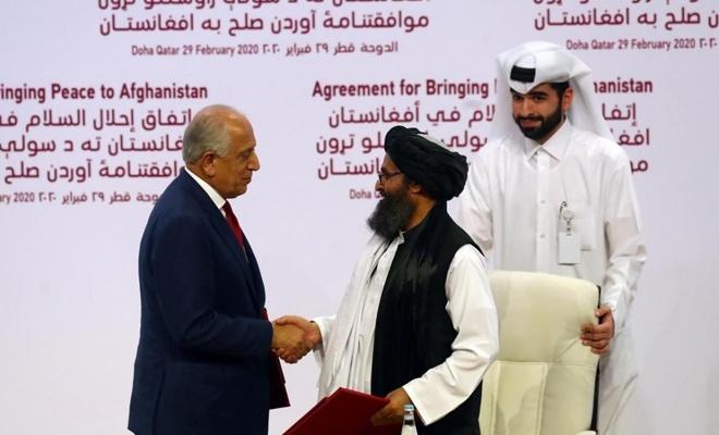 ABD İle Taliban Arasında Yapılan Antlaşma (3)