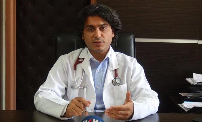 Kızıltepe Devlet Hastanesine yeni başhekim