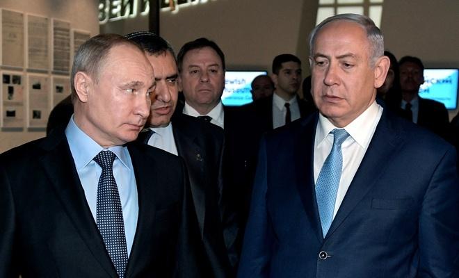 İşgalci israil'den Rusya'ya: Hizbullah'ı Golan'dan uzaklaştırın