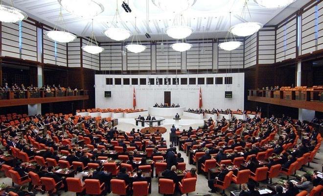 20 milletvekiline ait dokunulmazlık fezlekeleri Meclise sunuldu
