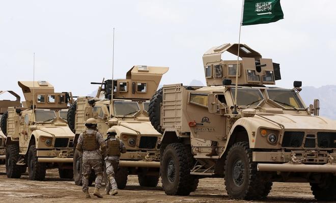 Suudi'den yerli silah sanayi hamlesi
