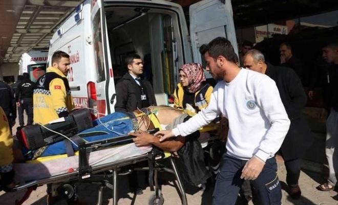 Roketli saldırıda ağır yaralanan 2 kişi hayatını kaybetti