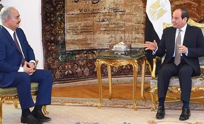 Sisi'den Ateşkes Çağrısı