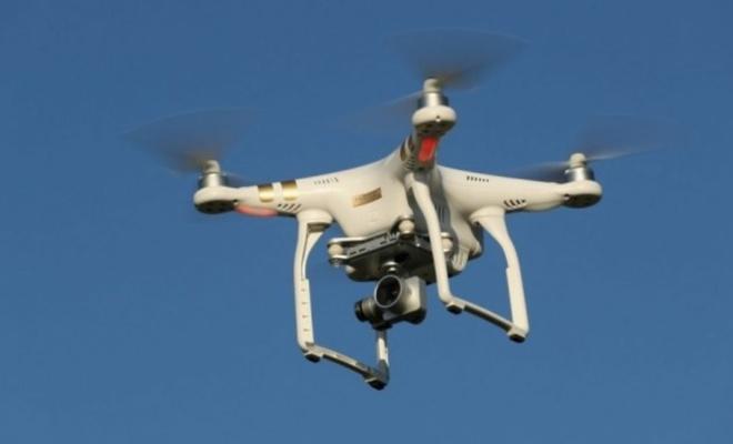 ABD semalarında geceleri ortaya çıkan gizemli drone'lar