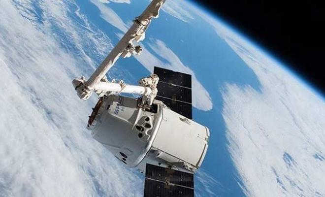 SpaceX'in süper fareli kargosu Uluslararası Uzay İstasyonuna ulaştı