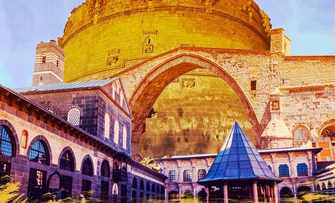 50 yıldır kapalıydı, Diyarbakır'ın Fetih Kapısı açıldı