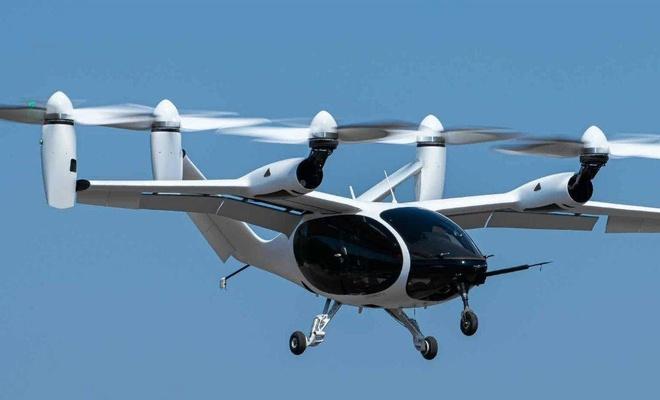 NASA elektrikli uçan otomobil testlerine başladı