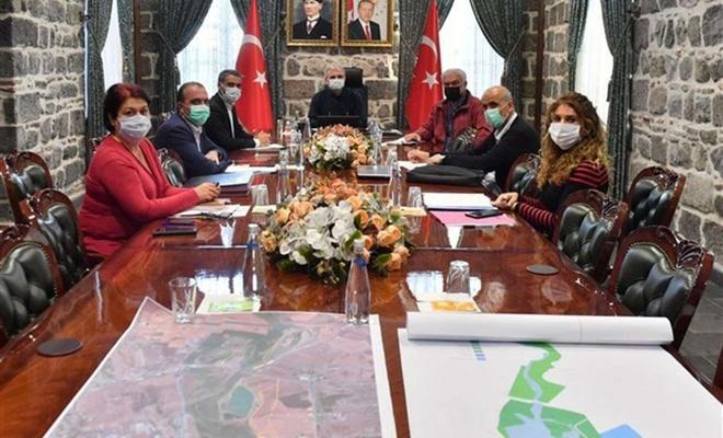 Diyarbakırlıları Dicle'yle buluşturacak proje için çalışmalar başladı