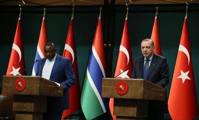 Cumhurbaşkanı Erdoğan: Gelecek yüzyıl Afrika`nın olacaktır