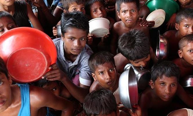 UNICEF`ten Arakanlı çocuklar için acil yardım çağrısı