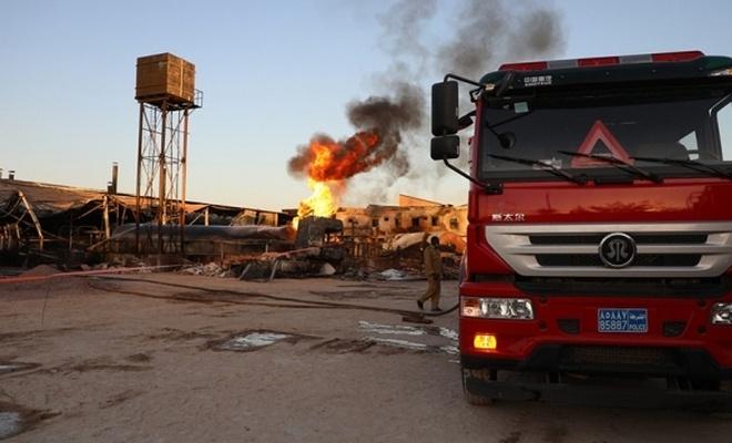 Sudan'da seramik fabrikasında patlama: 23 ölü, 130 yaralı