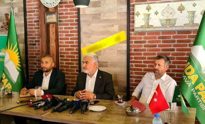 HÜDA PAR Genel Başkanı Yapıcıoğlu'ndan seçim barajı açıklaması