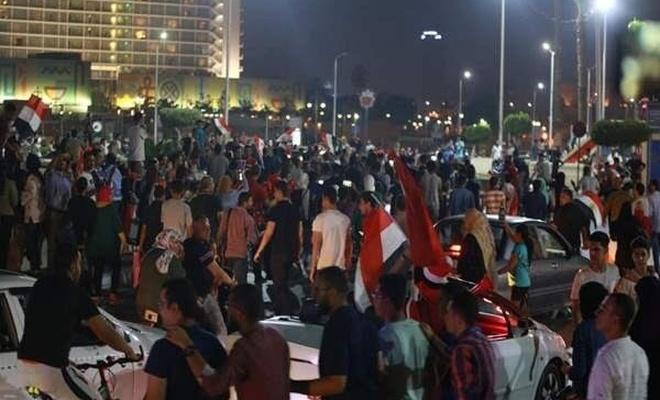 Mısır halkı, Sisi'ye karşı ayaklandı