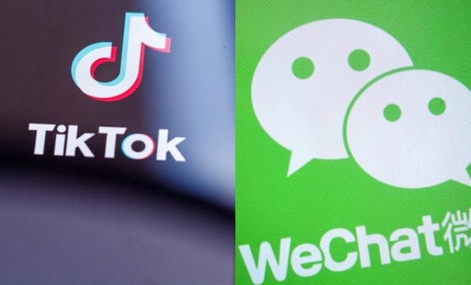 Trump imzaladı, artık TikTok ve WeChat...