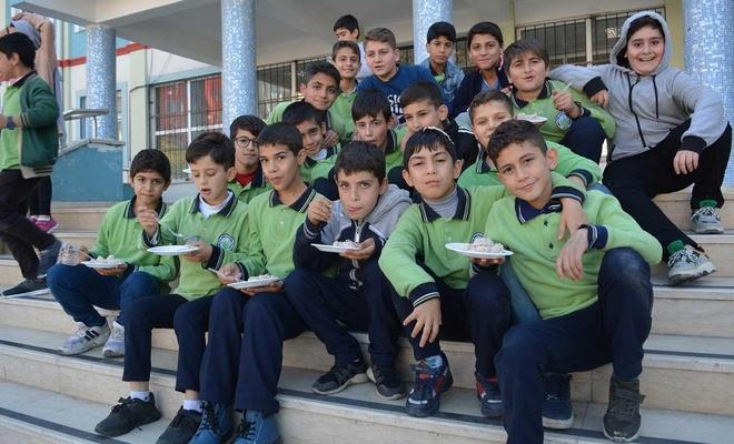 İmam Hatipli öğrenciler Mevlid Kandili etkinliği düzenlendi