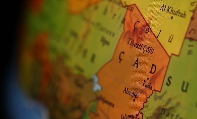 Fransa'dan Çad ordusuna askeri mühimmat desteği