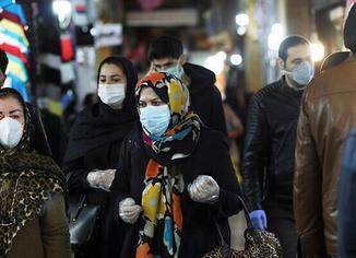 İran'da Covid-19 tedbirlerine uymayanlara ceza geliyor
