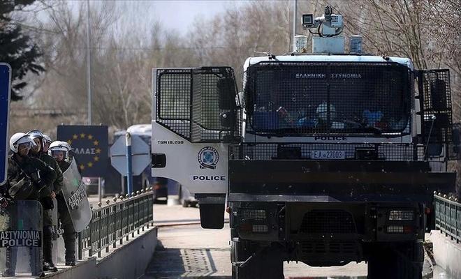 Yunan polisinden Kovid-19 fırsatçılığı