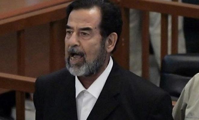 Saddam Hüseyin'in damadı serbest bırakıldı