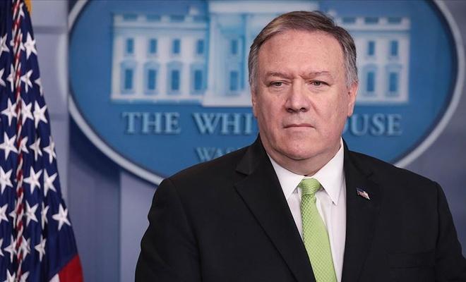 ABD Dışişleri Bakanı Pompeo: İncirlik'ten çıkma yönünde bir plan yok