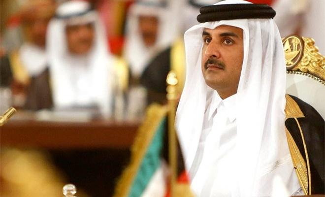 Katar Emiri: Dünyadaki anlaşmazlıkların çözümüne katkıda bulunmaya söz verdik