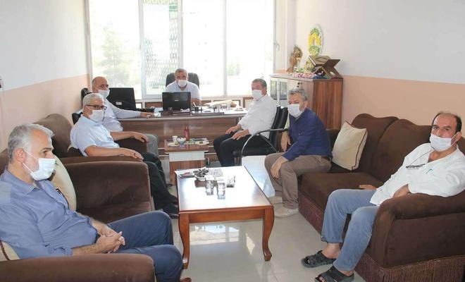 HÜDA PAR Midyat İlçe Teşkilatı 3'üncü Olağan Kongresini gerçekleştirdi