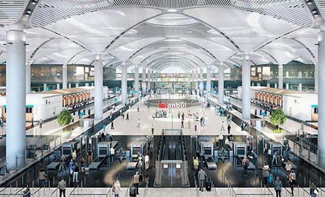 Yeni Havalimanı`nda THY`nin ilk uçuş fiyatları belli oldu