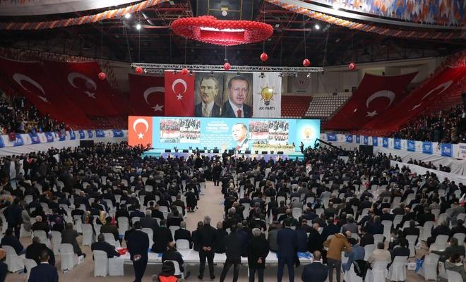 AK Parti Gaziantep 7'inci Olağan İl Kongresi yapıldı