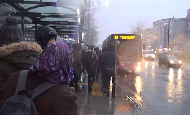Marmara Bölgesi'nde sağanak yağış etkili olacak