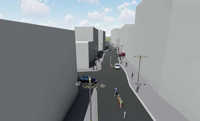 Van'da sokaklar prestij sokağa dönüşüyor