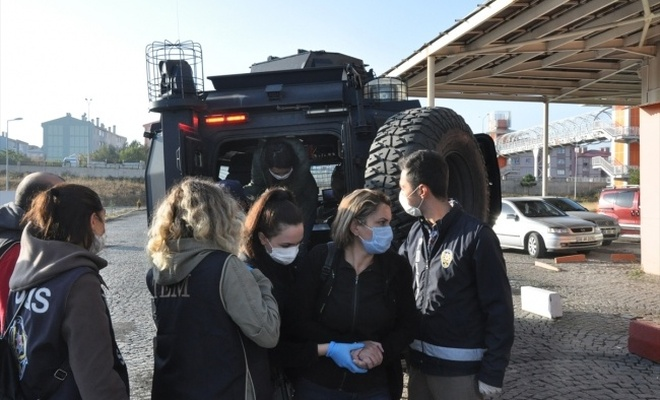 PKK/KCK'ya yönelik Kars merkezli operasyon