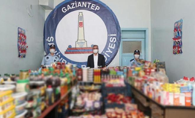 Gaziantep'te son kullanma tarihi geçmiş ürünlere el konuldu