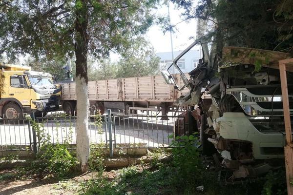 Diyarbakır'da zincirleme kaza