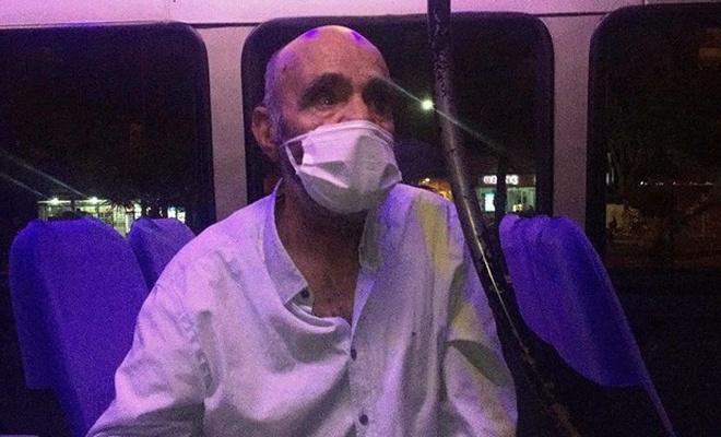 Karantinayı ihlal eden korona hastası minibüste yakalandı
