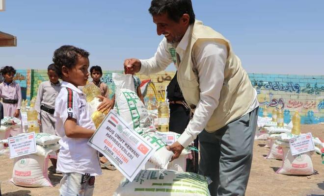 Umut Kervanı, Yemen'e umut olmaya devam ediyor