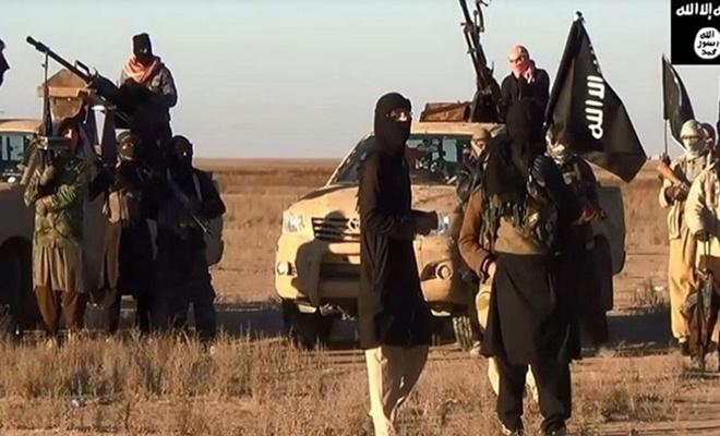 Suriye'deki saldırıyı DAİŞ üstlendi