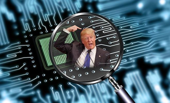 Trump internet tehdidine karşı acil durum ilan etti