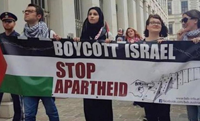 تنامي حملة واسعة في إسبانيا لمقاطعة منتجات الاحتلال الصهيوني