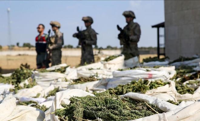 Diyarbakır'da uyuşturucuya büyük darbe