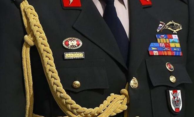 141 general ve amiral yeni görev yerlerine atandı