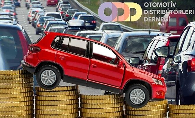 Otomotiv pazarı yüzde 50 geriledi