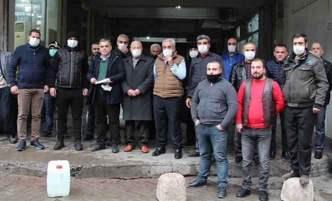 Diyarbakır'da Mehmethan pasajı esnafının tahliyesi için komisyon kurulacak