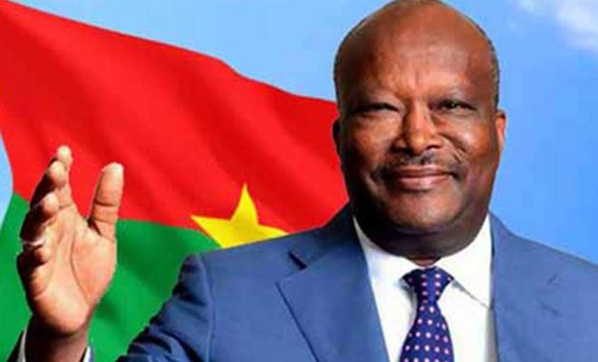 Burkina Faso'da seçimleri o kazandı