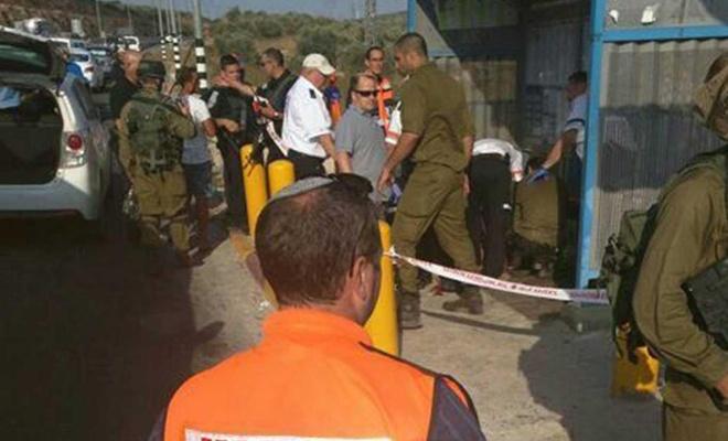 Siyonist çeteler bir Filistinliyi yaraladı
