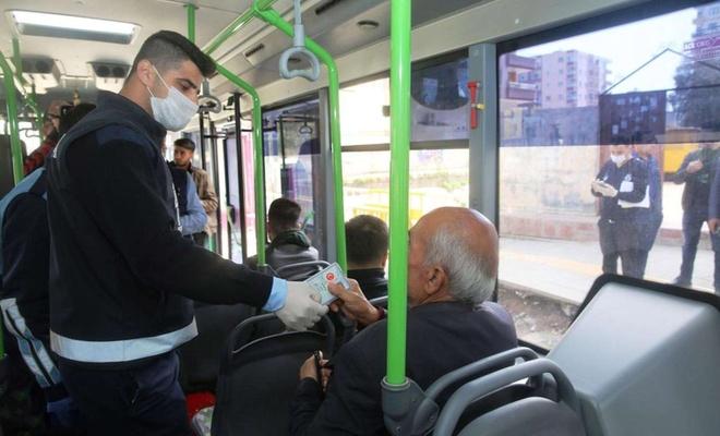 Coronavirus tedbirleri kapsamında bugün toplu taşıma araçları denetlenecek
